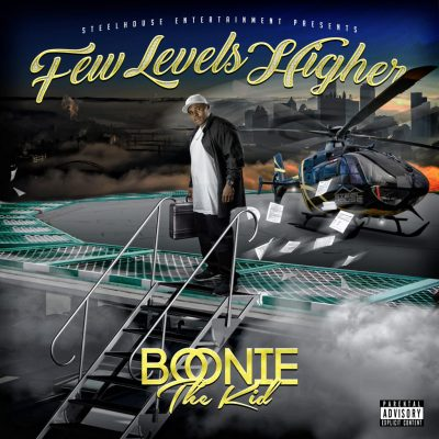 "Boonie The Kid – ""Few Levels Higher"""