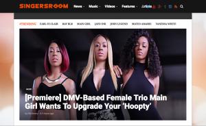 Main Girl SingersRoom.com
