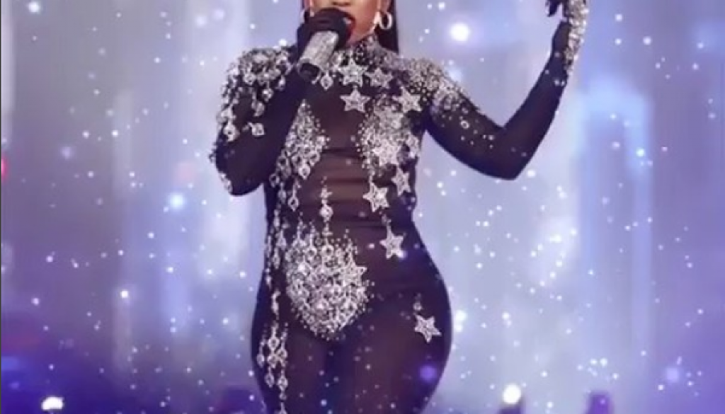 Trina Performs At Bet Hip Hop Honors With Trick Daddy
